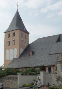 St. Georg in Euskirchen-Frauenberg