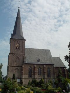 St. Willibrord in Xanten-Ward